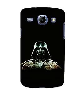 printtech Army Masked Man Back Case Cover for Samsung Galaxy A7::Samsung Galaxy A7 A700F