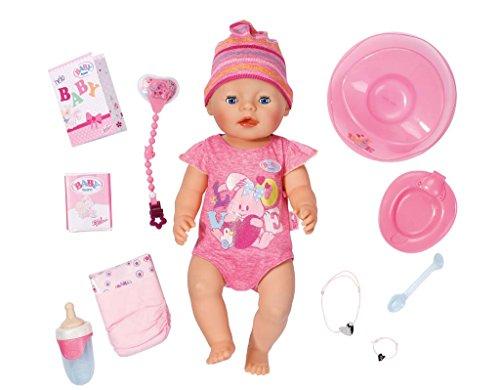 ZAPF Creation 822005Poupée Baby Born interactif