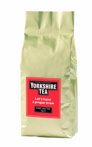 Taylors of Harrogate, Yorkshire Tea, Loose Leaf, Taylors of Harrogate Yorkshire Tea-Pure Leaf Tea 1Kg