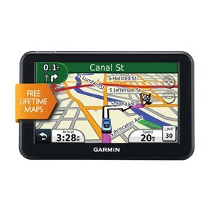 Garmin nüvi 50LM 5-Inch Portable GPS Navigator with Lifetime Maps (US)
