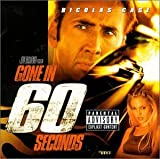 Various Artists Gone In 60 Seconds by Various Artists (2000) Audio CD