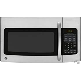 GE JVM1740SPSS Over-the-Range Microwave