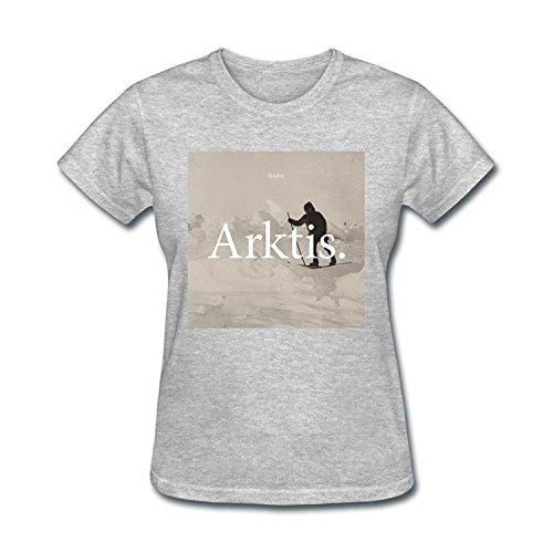 Women's Ihsahn Progressive Metal Arktis T-shirt XLarge