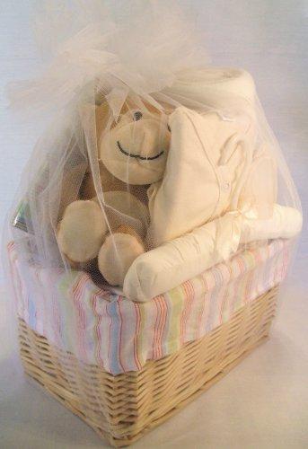 Bedtime Baby Gift Basket Set