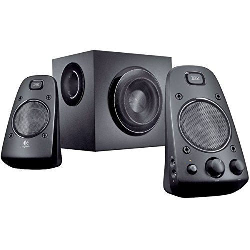 Brand New Logitech Z623 200-Watt Thx -Certified 2.1 Speaker System