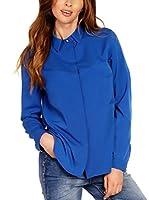 Lou-Lou Camisa Mujer (Azul)