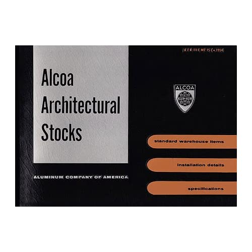 Alcoa Architectural Stocks, Aluminum Company of America