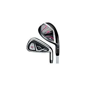 Callaway Women's X2 Hot 8-Piece Set, Right Hand, Graphite, Ladies, 4H 5H 6-PW and SW