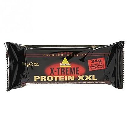 X-Treme Protein XXL Inkospor - 18 Riegel x 100g, Geschmack: Schoko-Cocos