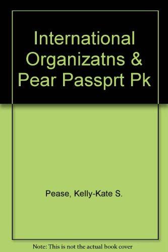 INTERNATIONAL ORGANIZATNS & PEAR PASSPRT PK (5th Edition)