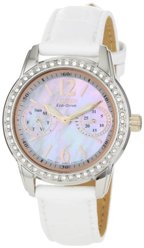 BEST BUY ON Citizen Women s FD1036-09D Silhouette Eco Drive Watch ... 3da0c6a95