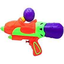 Generic Double Nozzles Children Playing In Water Rafting Summer Beach Bath Toy Water Gun Children'S Toys, Ultra-Long...