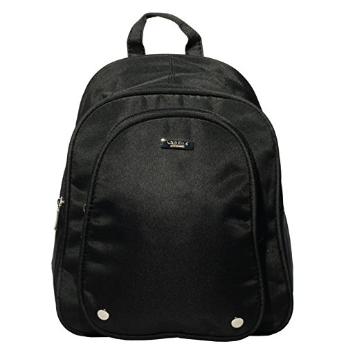 small-lorenz-black-microfiber-multi-zip-backpack-handbag