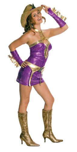 Playboy Secret Wishes Collection DisCowgirl Costume