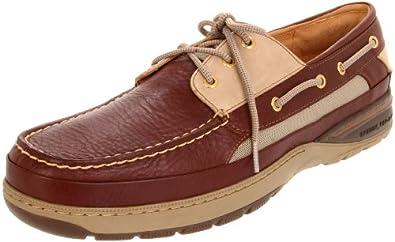 Sperry Top-Sider Men's Gold Billfish 3-Eye Boat Shoe,Tan,7.5 M