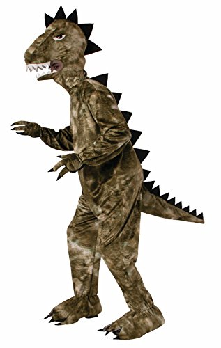 Men's Dinosaur Plush Costume