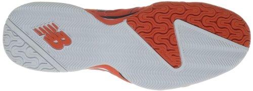 888098148954 - New Balance Men's MC1296 Stability Tennis Tennis Shoe,Orange/Black,11 2E US carousel main 2