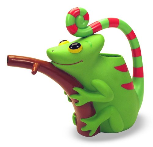 Melissa & Doug Sunny Patch Verdie Chameleon Watering Can - 1