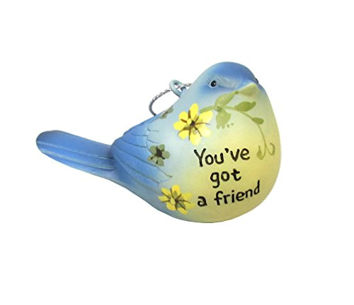 You've Got a Friend Bird Decoration - 1
