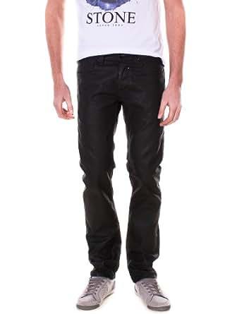Jeans REG WAX NOIR TEDDY SMITH W36 Homme