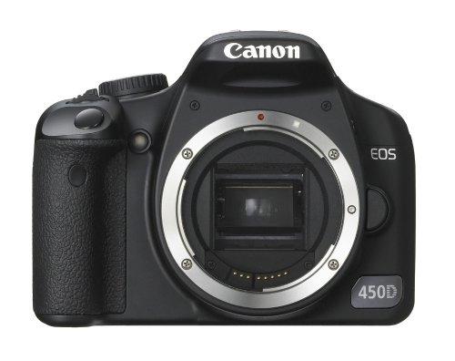 Canon EOS 450D Digital SLR Camera (Body Only)