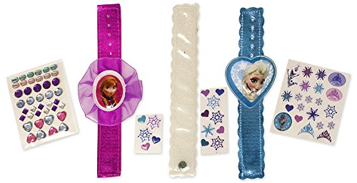 Disney Frozen Tara Toy Frozen Stick-On Style Light Up Bracelet Playset