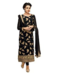DivyaEmporio Women's Ethnic Salwar Suit Dupatta Unstitched Dress Material (Free Size) - B00V07S2OI