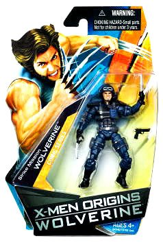 Buy Low Price Hasbro X-Men Origins Wolverine Comic Series 3 3/4 Inch Action Figure Strike Mission Wolverine (B001SRCCK0)