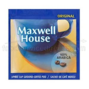 Maxwell House Coffee, 8-Gram Pods (Pack of 250)