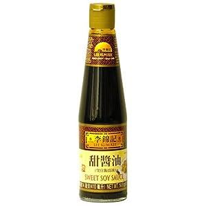 Lee Kum Kee Sweet Soy Sauce, 14-Ounce Bottle (Pack of 3)