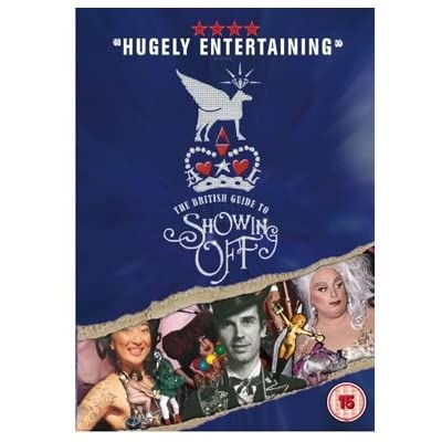 The British Guide to Showing Off DVD||RF10F