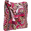 Vera Bradley Hipster (Very Berry Paisley)