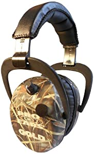 Pro Ears Stalker Gold Hearing Protection and Amplification by Pro Ears
