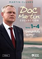 Doc Martin Collection - Series 1-4 by Acorn Media
