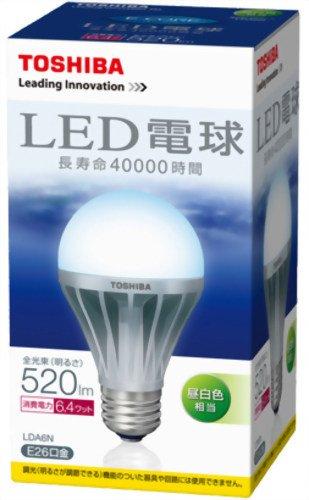 E-CORE LDA6N [昼白色]