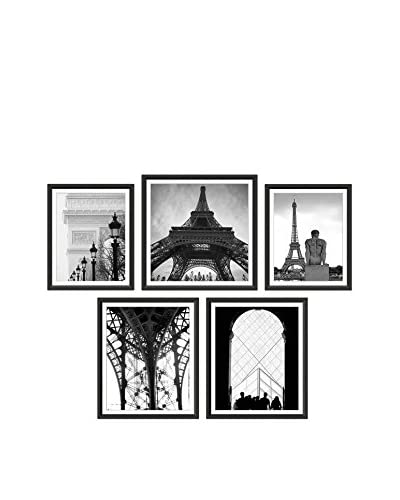 5-Piece Wall Art Collection, Paris