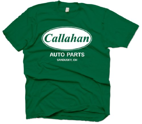 Callahan Auto Parts T Shirt Funny Tommy Boy Movie Tee 2XL
