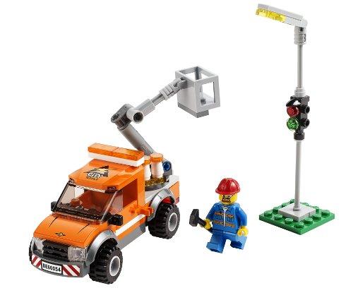 レゴ シティ リフトカー 60054
