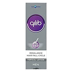 Qilib Topical Hair Lotion for Men 80ml