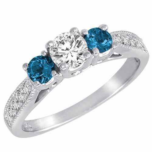 sizes rings wide white com natural engagement amazon ring topaz london accent blue dp gold diamond oval jewelry