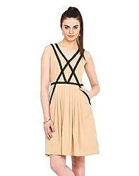 Lace embellished dress Medium