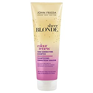 John Frieda Purple Shampoo Share