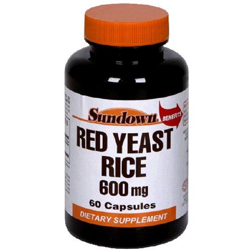 Red Yeast Rice Dietary Supplement