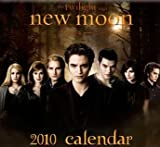 The Twilight Saga - New Moon 2010 Movie Calendar