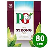 PG Tips Strong 80 Teabags 232g