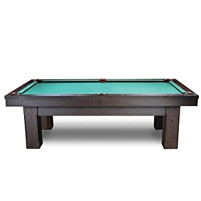 Imperial Walnut Pool Table 7ft - The Montvale