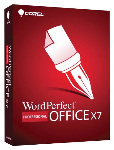 Wordperfect Office X7 Pro