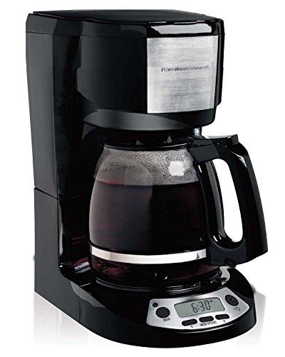 Hamilton Beach 12-Cup Coffeemaker, 12 Cup Dig