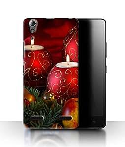 PrintFunny Designer Printed Case For LenovoA6000