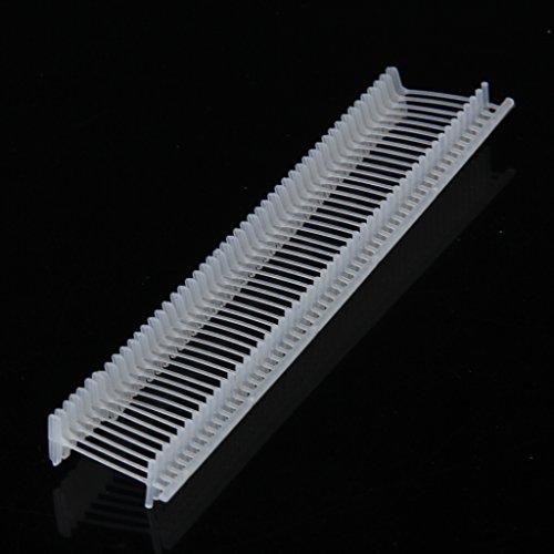 5000pcs 12mm Attaches pour Étiqueteuse Machine d'Étiquettes de Prix Standard